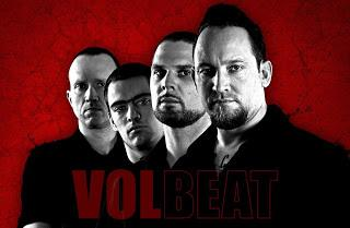 VOLBEAT -  Die To Live  ft. Neil Fallon