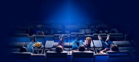El placer de disfrutar de una buena sala de cine...
