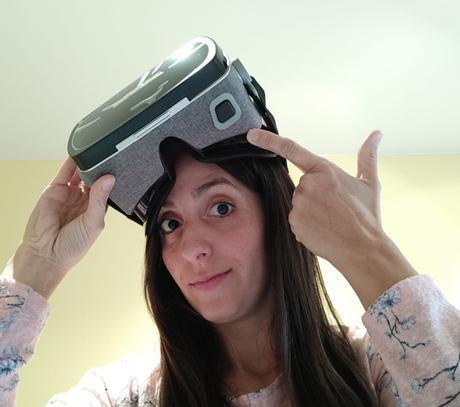HeroMask: juegos de realidad virtual para aprender idiomas y matemáticas