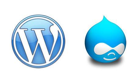 Tiendas virtuales con WordPress y Drupal