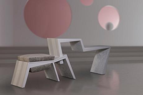 Muebles de fusión exótica