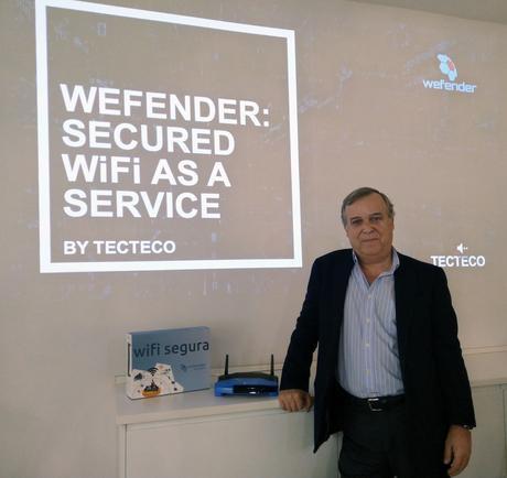 TECTECO lanza la primera solución Secure WiFi as a Service para pymes y autónomos