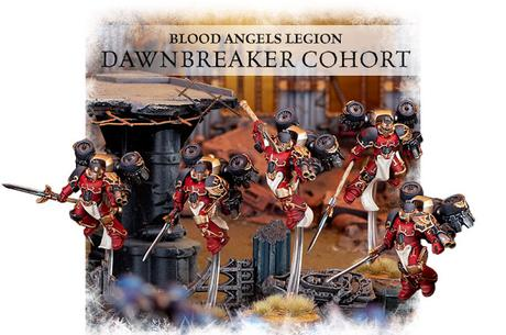 Dawnbreaker Cohort en pre-pedidos en Forge World
