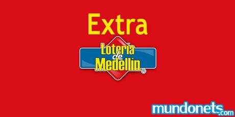 Extra de la Lotería de Medellín sábado 14 de diciembre 2019