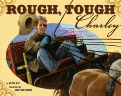 Charley Parkhurst, Charlotte Parkhurst,libro infantil,mujeres,igualdad,diligencia,far west