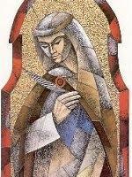Sierva de María y no reina en el mundo.