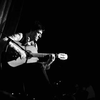 Philip Adie Trio. La escena underground del Flamenco y el Jazz en Sevilla