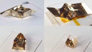 En un futuro cercano un robot origami podría ser tu cirujano