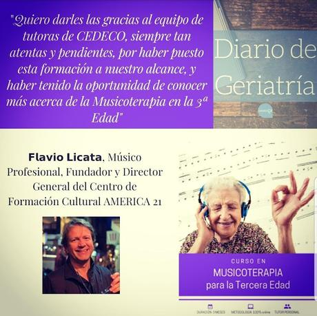 MUSICOTERAPIA recomendación de Flavio Licata