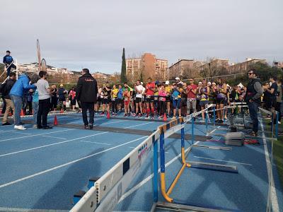 XVI 24 Hores d'Ultrafons en pista de Barcelona