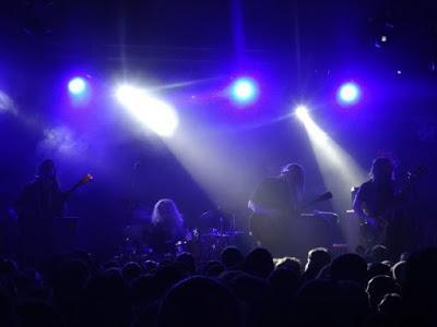 Graveyard - 11/12/2019 - Sala But (Madrid)