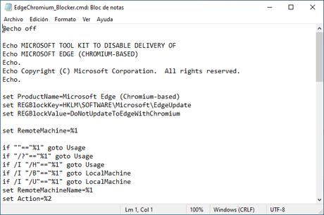 Microsoft se prepara para lanzar el nuevo Edge a Windows 10 a través de Windows Update – Cómo impedirlo