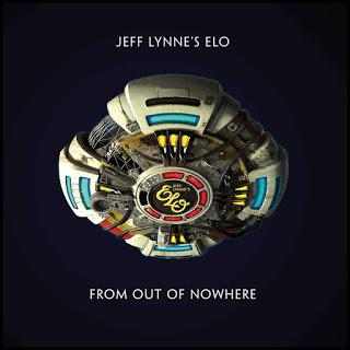 Lanzamiento:  JEFF LYNNE'S ELO  From Out of Nowhere