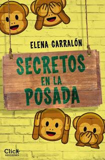 Reseña | Secretos en la posada ~ Elena Garralón
