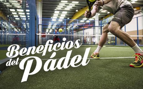 Pádel, un deporte que beneficia la salud y mucho más
