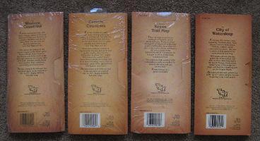 AD&D 2nd ed Trail Maps