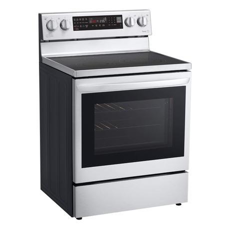 LG presenta su tecnología Air Fryer y Knock-on Instaview en hornos