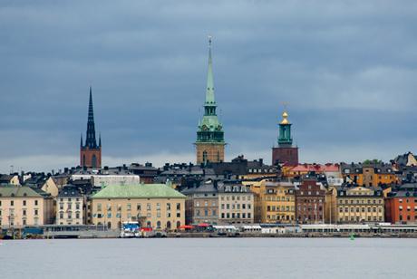 Estocolmo, la ciudad sobre el agua