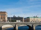 Estocolmo, ciudad sobre agua