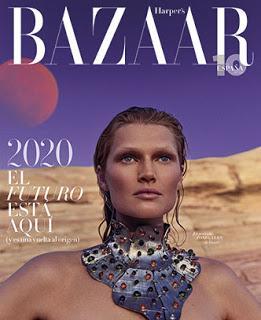 revista harper's bazaar enero 2020