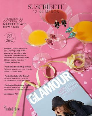 suscripción revista glamour