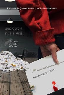 Reseña | Atentamente, tu asesina ~ Jackson Bellami