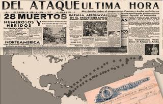Cuando la Segunda Guerra Mundial llegó a las costas venezolanas