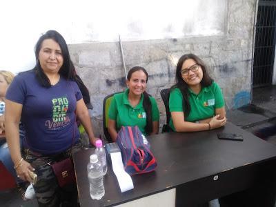 EL RECREO-MPP AGRICULTURA URBANA REALIZÓ JORNADA DE DISTRIBUCION DE ALIMENTOS