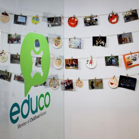 Raíz de Guzmán colabora con Educo en su campaña de Navidad
