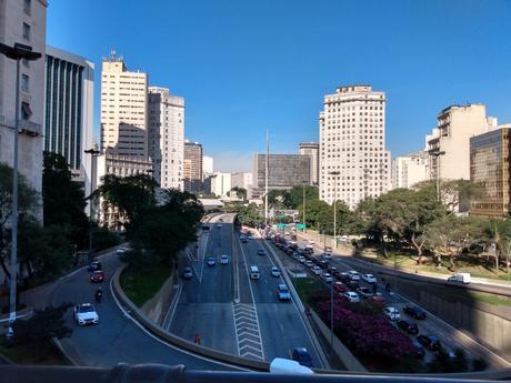 São Paulo en una escala
