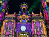 Continúa proyección Fiesta Catedral potosina