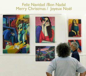 Agradecimiento los amantes del arte