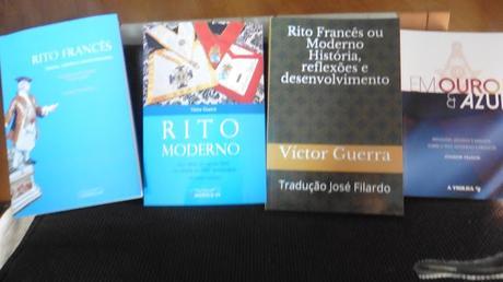 LA AVENTURA DEL RITO MODERNO EN PORTUGUÉS, UN REPASO.