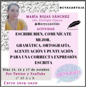 #CyACartuja: EPISODIO I- EL COMIEZO DE UN NUEVO RETO