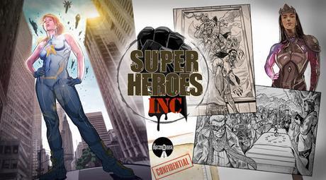 Nueva meta desbloqueada para Superheroes INC 3ª Ed