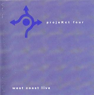King Crimson - The ProjeKcts (ProjeKct Four) - West Coast Live (1999)