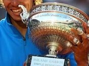 Roland Garros: Nadal volvió hacer historia París