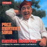 Todo sobre Paco Martinez Soria