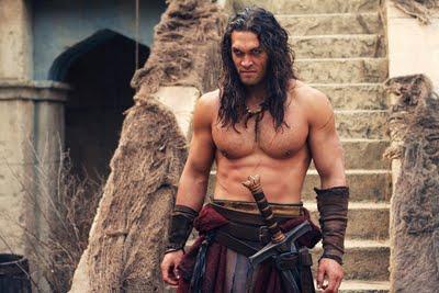 Nuevo (e interactivo) póster de 'Conan, el bárbaro'