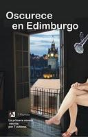 Presentación de Oscurece en Edimburgo en Tenerife (26 de mayo)