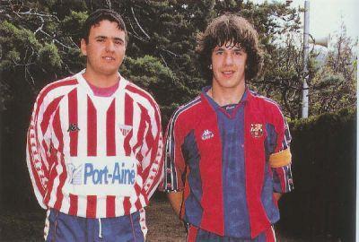 Leyenda – Carles Puyol