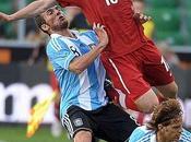 Polonia gana Argentina