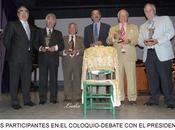 Córdoba: Éxito coloquio taurino tertulia Santa Marina