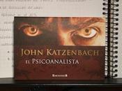 psicoanalista, John Katzenbach