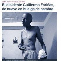 """Guillermo Fariñas y El Nuevo Herald: """"¿Como si fuéramos…?"""""""