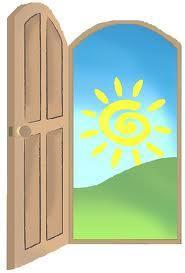 Cuando se cierra una puerta se abre una ventana paperblog for Puerta que se abre sola