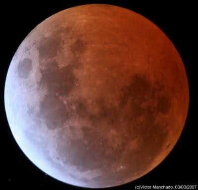 Eclipse de Luna: 15 de junio de 2011