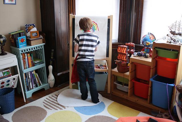 Cu00f3mo decorar habitaciones infantiles - Paperblog