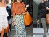 Olivia Palermo adora bolso Zara