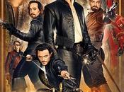 Póster oficial 'The Three Musketeers' ('Los tres mosqueteros')